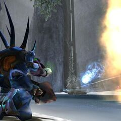 Cacciatore in Halo: Combat Evolved