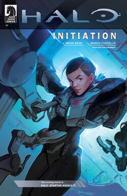Halo Initiation Parte 2 Pagina 1