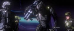 Thel 'Vadam con armas humanas