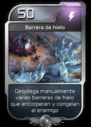 Blitz - UNSC - Serina - Poder - Barrera de hielo