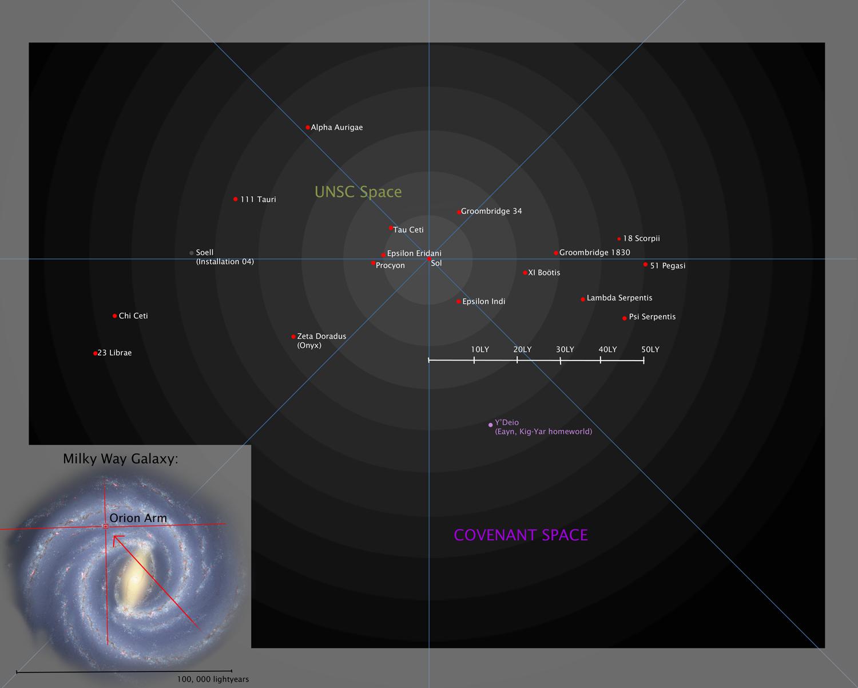 Milky Way galaxy | Halo Alpha | FANDOM powered by Wikia