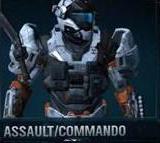 Commando Chest