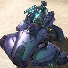 Un Wraith in Halo 3