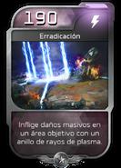 Blitz - Desterrados - Atriox - Poder - Erradicación