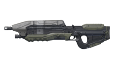 H5G Render AssaultRifle