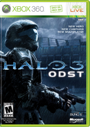 Halo 3 ODST Cover