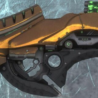 Cannoni a Barra di Combustibile in Halo: Reach