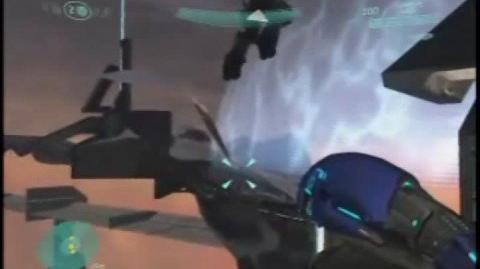 Halo 3 - Secret Davinci Code Tower