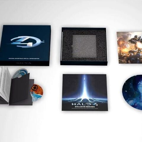 Die ausgepackte <i>Special Limited Edition</i>
