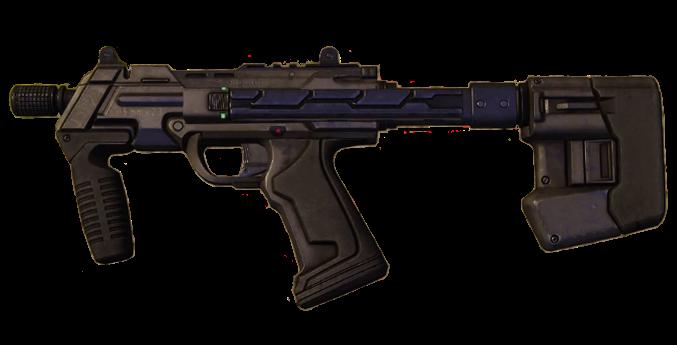 M7 Caseless Submachine Gun Halo Nation Fandom Powered