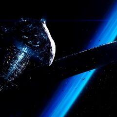 在光环2周年纪念版中出现的博爱之城。