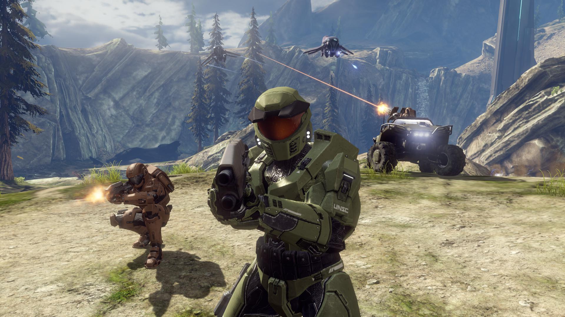 Halo Combat Evolved In 4