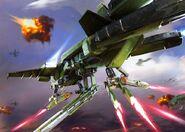 Ilustración Condor Strike HW2