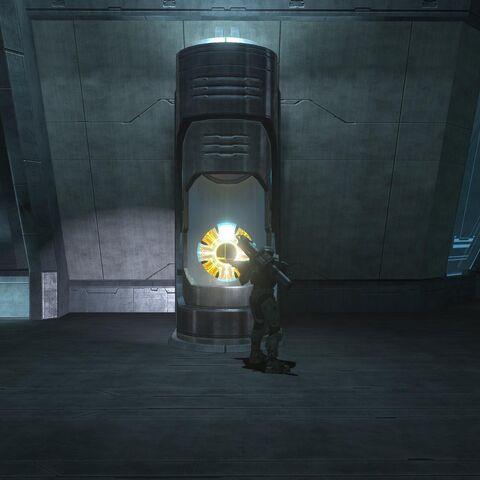 Un Terminale di Halo 3