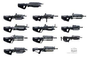 Assault rifle01