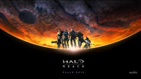 Halo Reach OST - ONI Sword Base