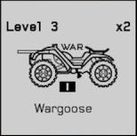 Wargoose en The Sprint