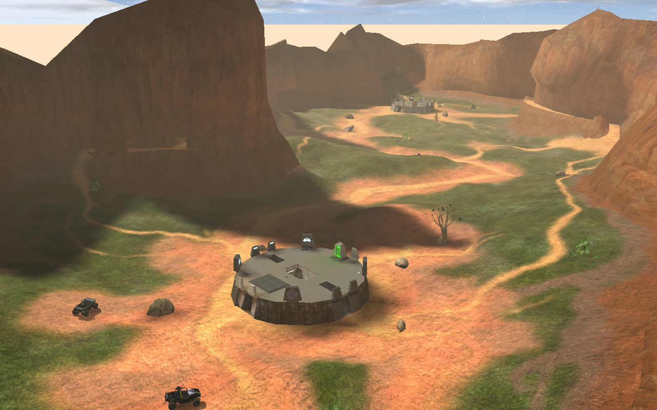 Blood Gulch | Halo Alpha | FANDOM powered by Wikia