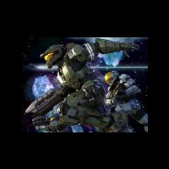 Chief combatte con la Squadra Blu in Halo Legends