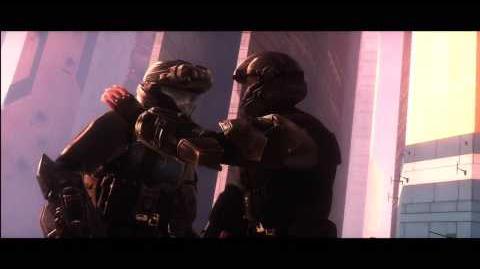 Halo 3 ODST ViDoc Desperate Measures