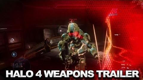 Halo 4 Trailer - UNSC Weapons