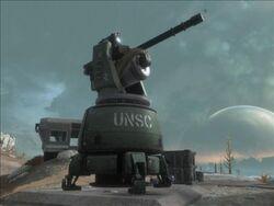 Vulcan aa turret1