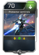 Blitz - UNSC - Profesora Anders - Unidad - Protector centinela