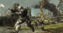 HaloReach - Screenshot 01