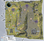 Mapa del nivel 234