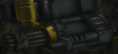 Only Machine Gune Prototipe