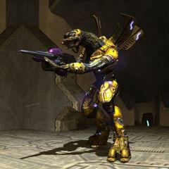Un Elite Heretic in Halo 2