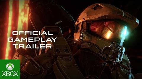 Halo 5 Launch Gameplay Trailer