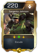 Blitz - UNSC - Sargento Johnson - Unidad - Sargento Johnson