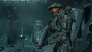Halo-4 campagna missione 1- dawn 8