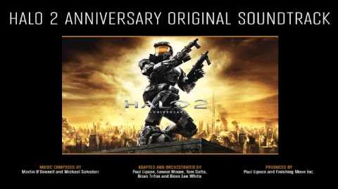 Halo 2 Anniversary OST - CD1 - 03 Not a Number Main Menu Master Chief Collection (1080p)