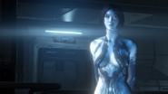 Cortana en la Mision.