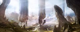 Halo 4 - Concept Requiem