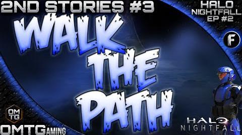 Halo Nightfall: Caminar por el Sendero
