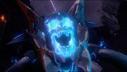 Halo 4 Blauer Springer