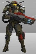 Comandante Jerome-092 concepto HW2