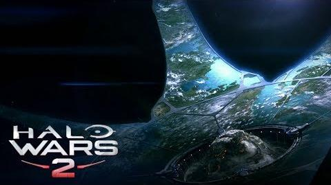 Halo Wars 2 - Cutscene - The Signal, Wake