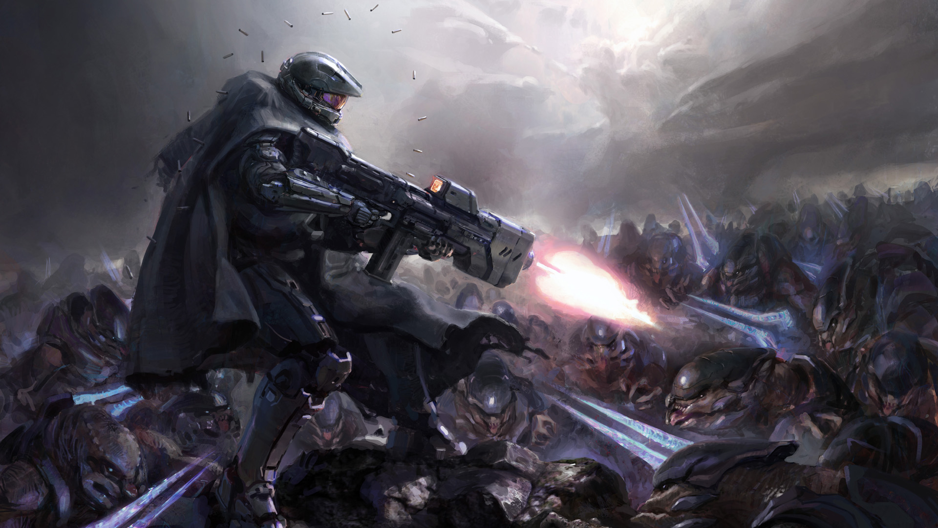 Lone Wolf | Halo Alpha | FANDOM powered by Wikia