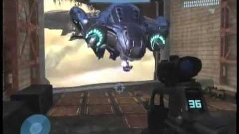 Halo 3 - Flippin' Teh Phantom Glitch (Commentary)
