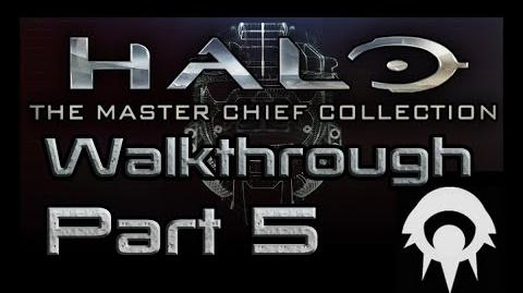 Halo-Assault on the Control Room Walkthrough