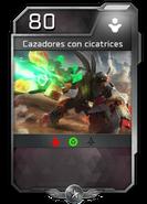 Blitz - Desterrados - Colonia - Unidad - Cazador con cicatrices