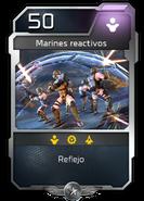 Blitz - UNSC - Sargento Forge - Unidad - Marines reactivos