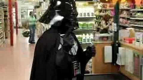 Chad Vader Day Shift Manager - A Galaxy Not So Far Away S1 Ep1