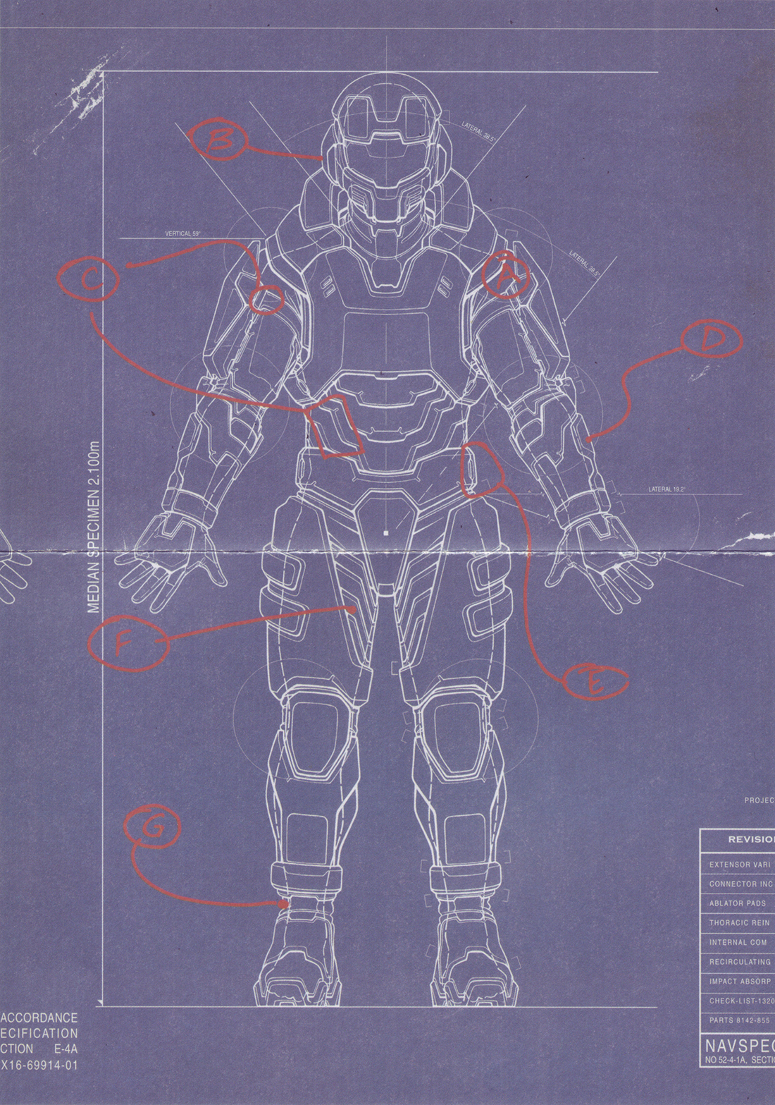 Image - Mark IV schematic.jpg | Halo Nation | FANDOM powered by Wikia
