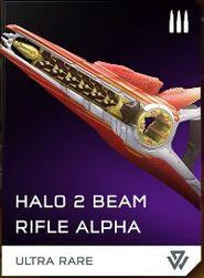 Rifle de Haz Alpha REQ H5G