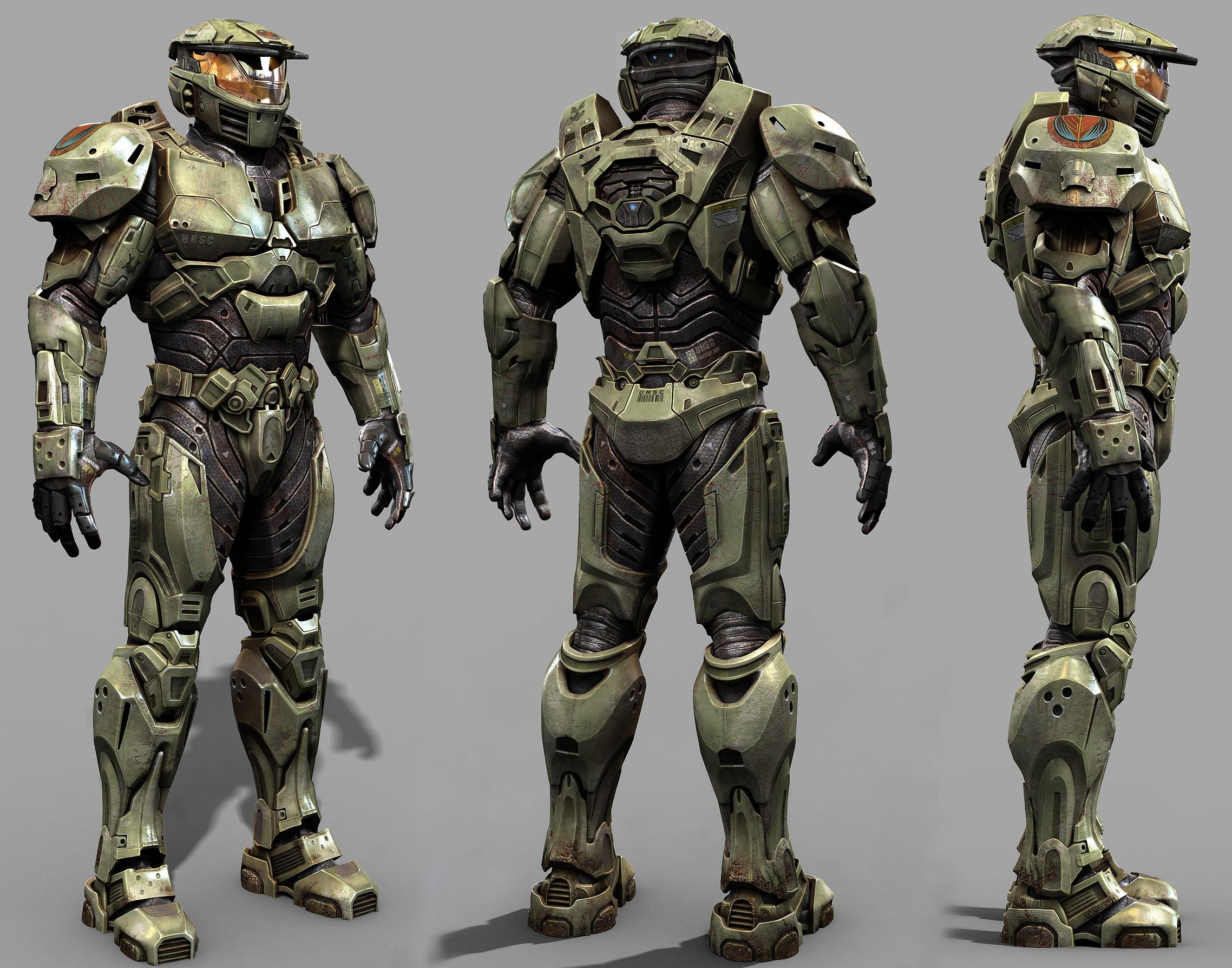 Achilles Armor Halopedia The Halo Wiki